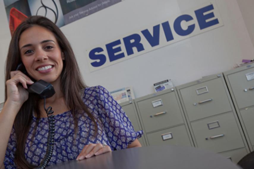 Providing Great Customer Service