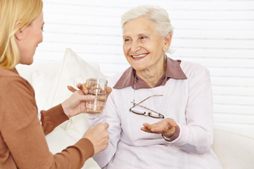 Helping Your Parents with their Finances